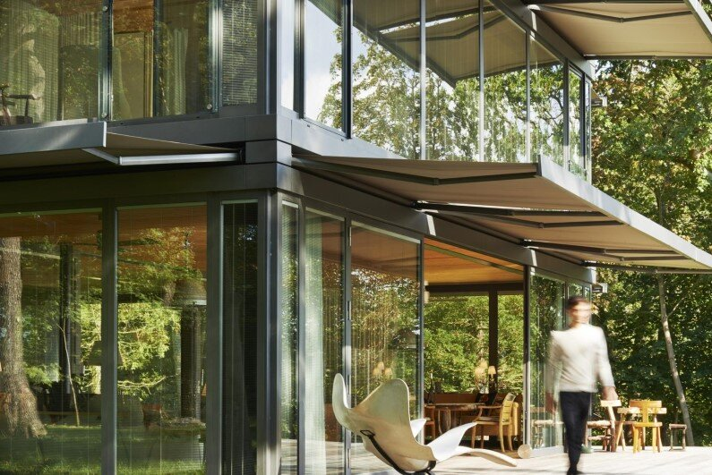 Collection of prefabricated homes - French designer Philippe Starck and Slovenian prefabricated housing specialist Riko