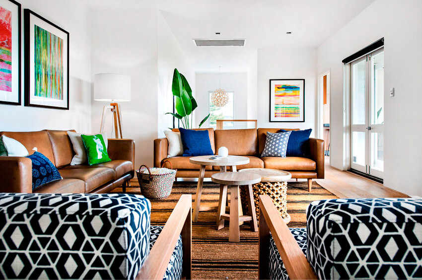 Cottesloe House coastal style design by Collected Interiors