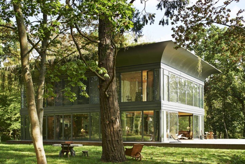 French designer Philippe Starck and Slovenian prefabricated housing specialist Riko