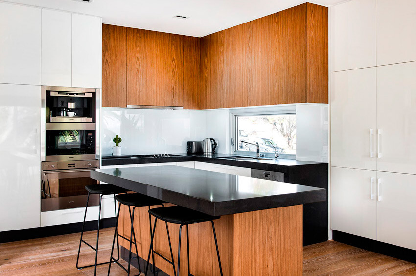 Kitchen design by Collected Interiors