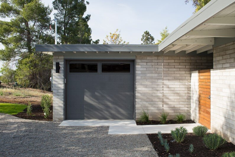 MCM View Home Remodel by Klopf Architecture