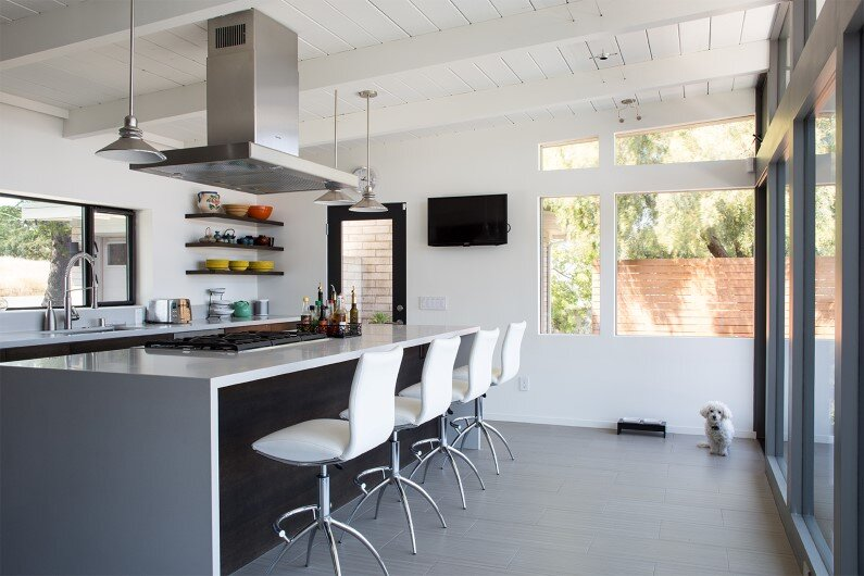 Modern house by Klopf Architecture - Silicon Valley