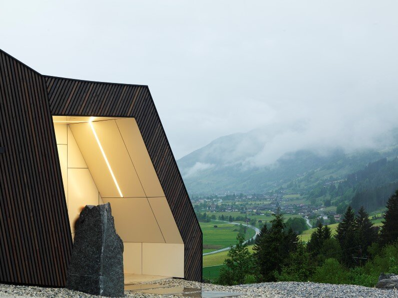 Mountain View House, Austrian Alps