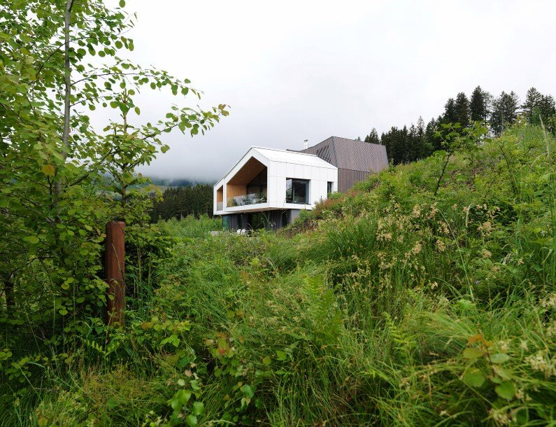 Mountain View House, SoNo Architects, Slovenia
