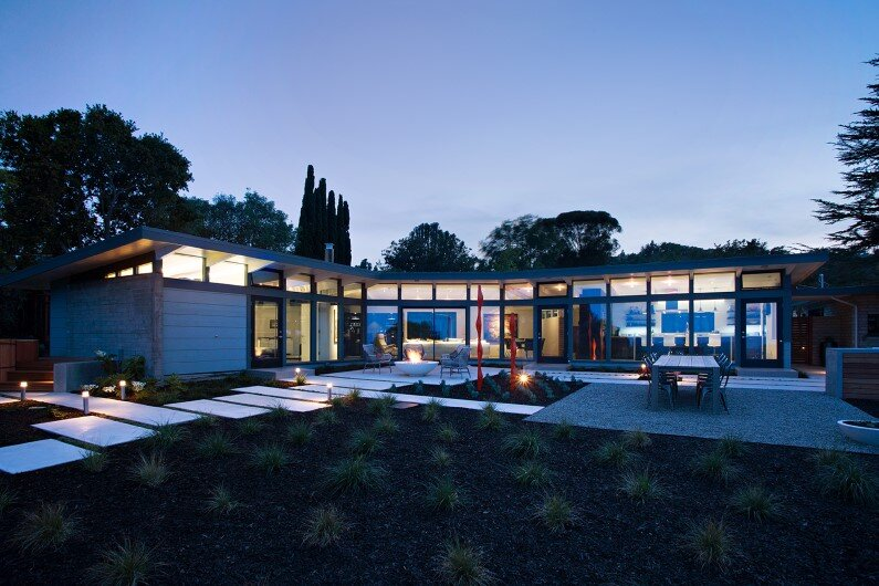 Silicon Valley house by Klopf Architecture