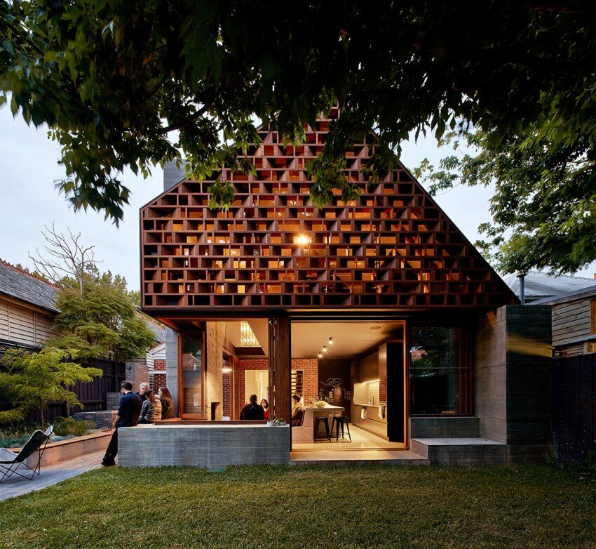 St Kilda Californian Bungalow by Make Architecture