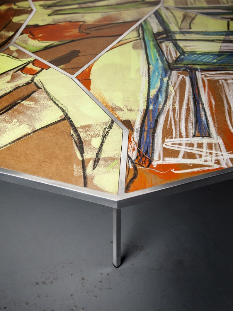 TABLE - unique combination of street art and furniture design (12)