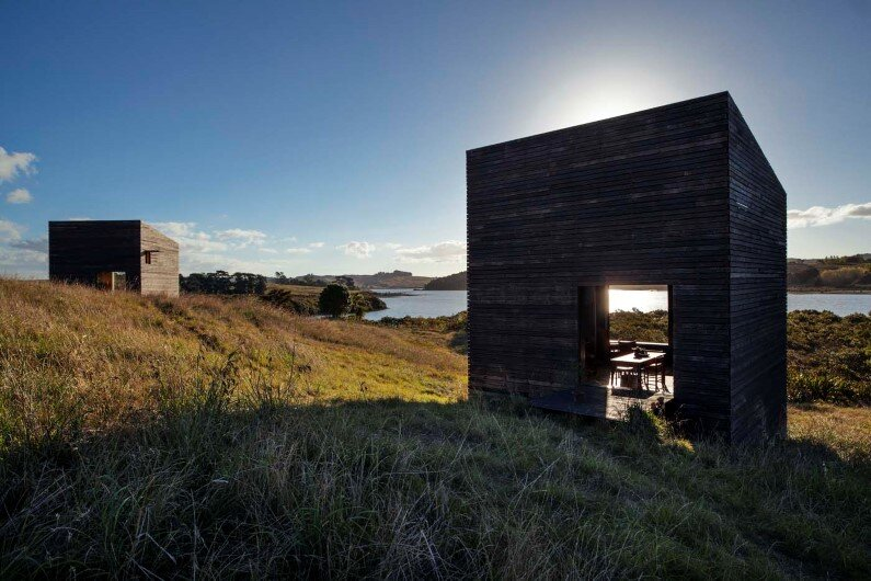 Two Cabin by Cheshire Architects