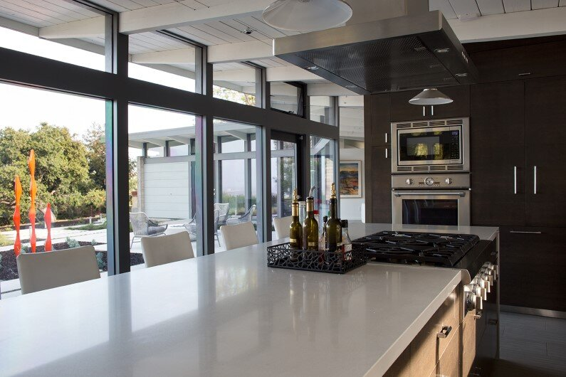 View House Remodel by Klopf Architecture - kitchen