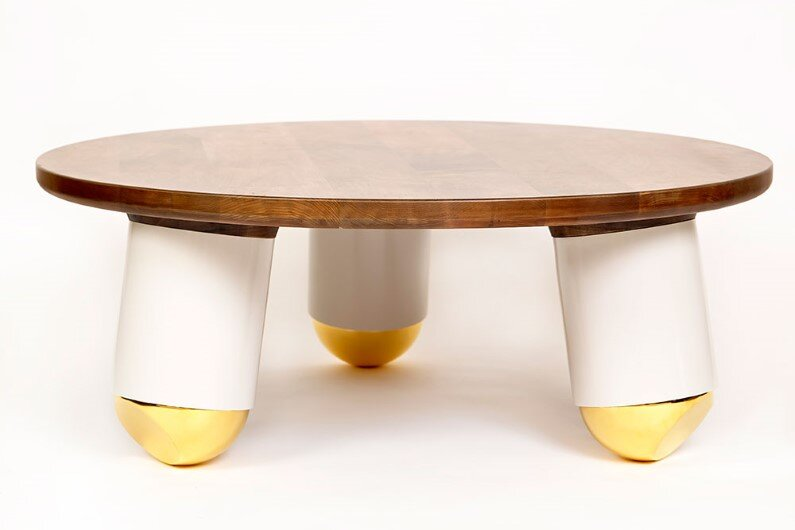 ball-nose-coffee-table - Modern heirloom furniture