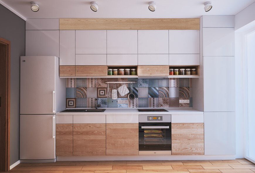 Apartment Verbi with modern and unique design for a young family (2)