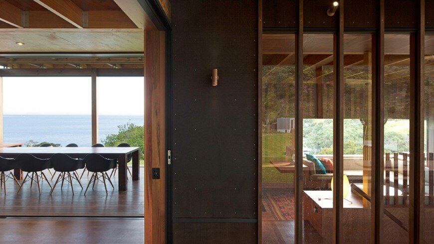 Castle Rock house - beach houses with a fabulous openness (12)