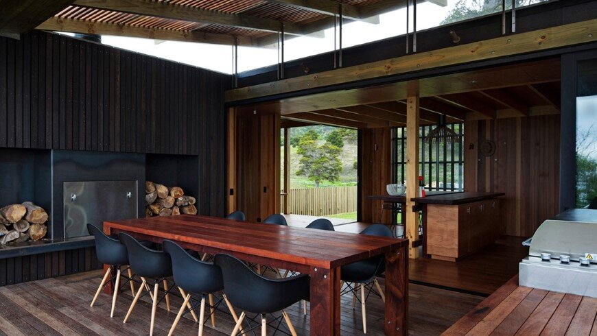 Castle Rock house - beach houses with a fabulous openness (13)