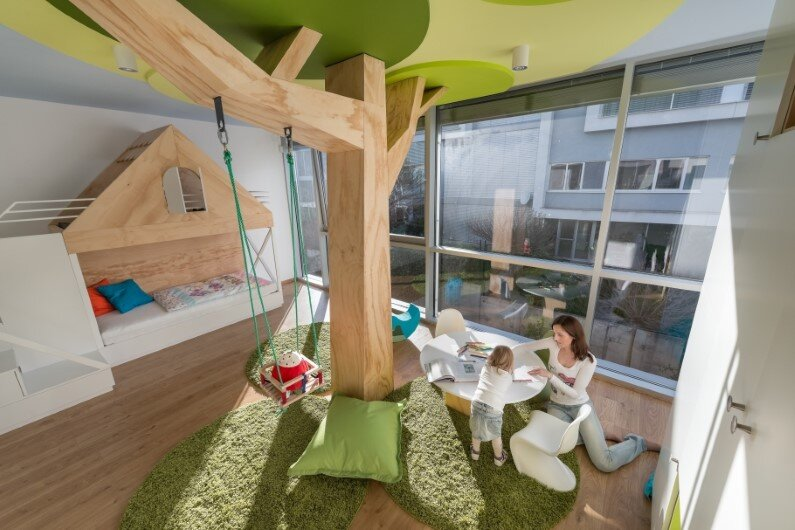 Children room designed by Rules Architects with low budget (5)