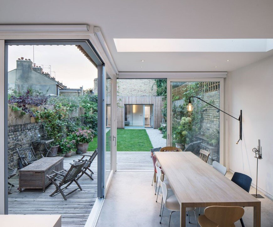 Complete refurbishment and extension of a Victorian semi-detached house (1) (Custom)