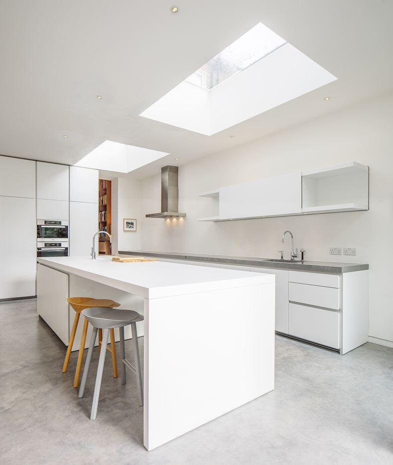 Complete refurbishment and extension of a Victorian semi-detached house (2)