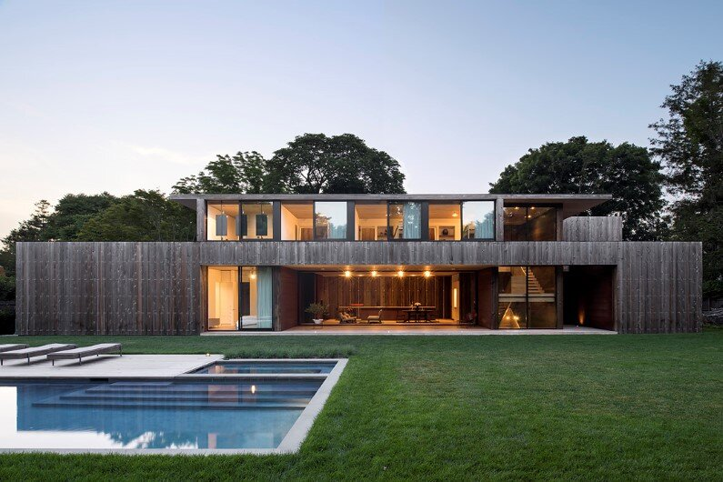 Elizabeth II House by Bates Masi Architects, Amagansett, NY (13)