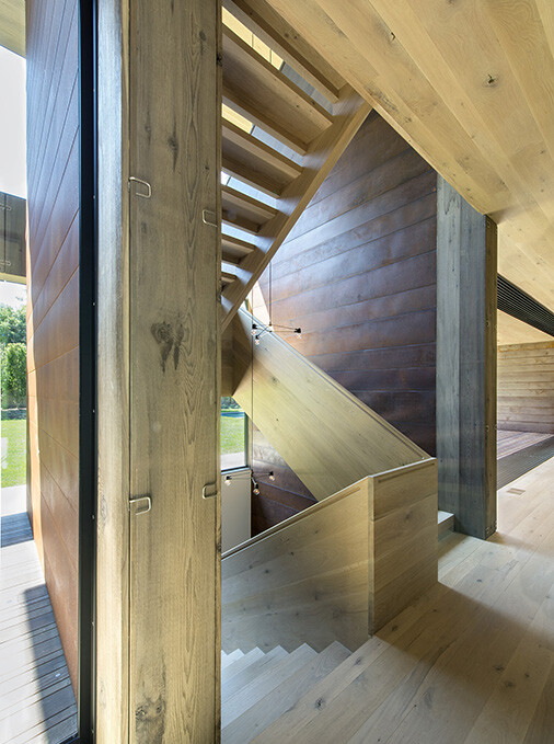 Elizabeth II House by Bates Masi Architects, Amagansett, NY (3)