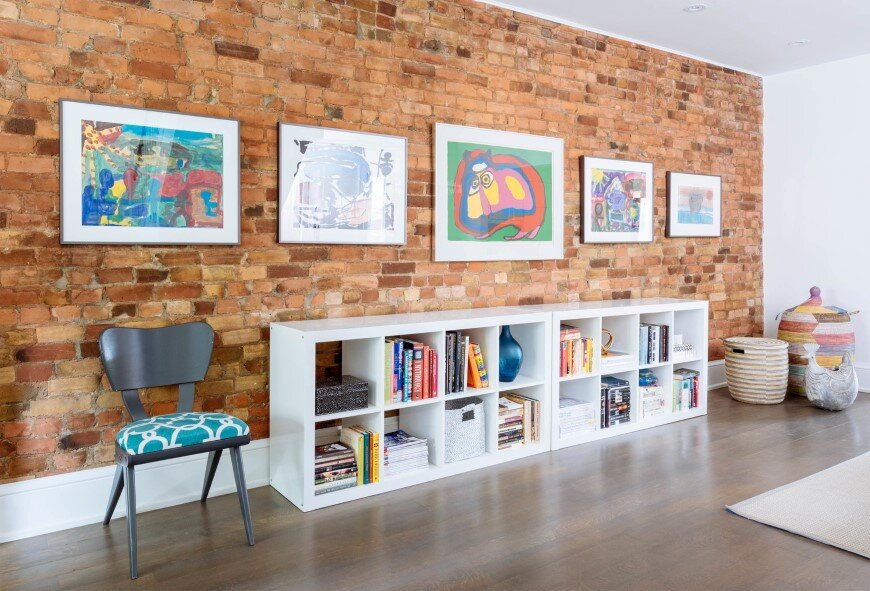 Family home with a balanced and slightly eclectic interior design (3)