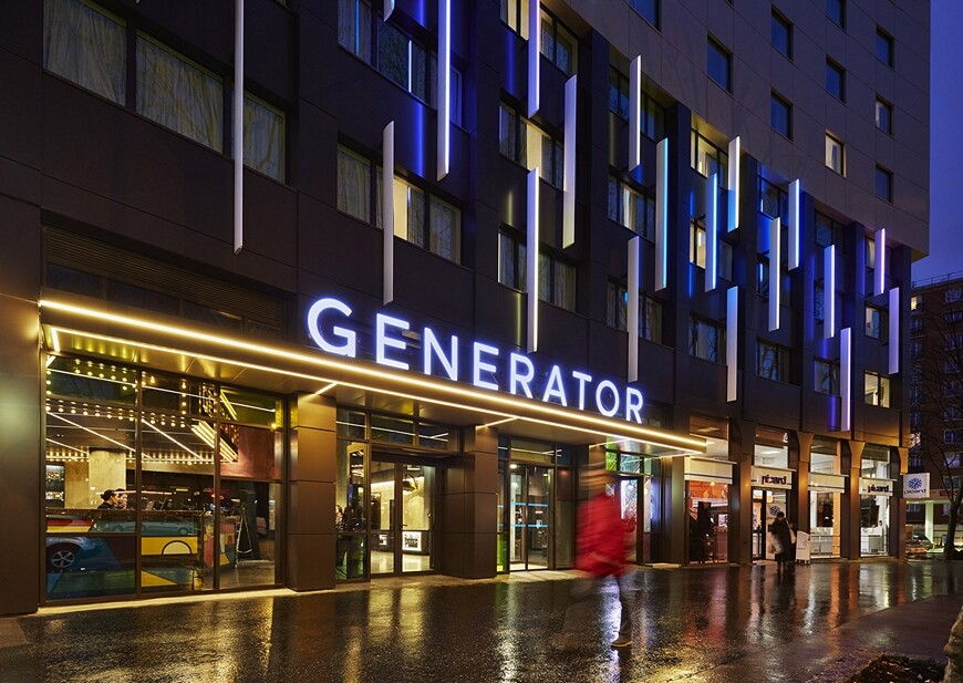Generator Hotel Paris was conducted by Toronto-based DesignAgency Studio (17)