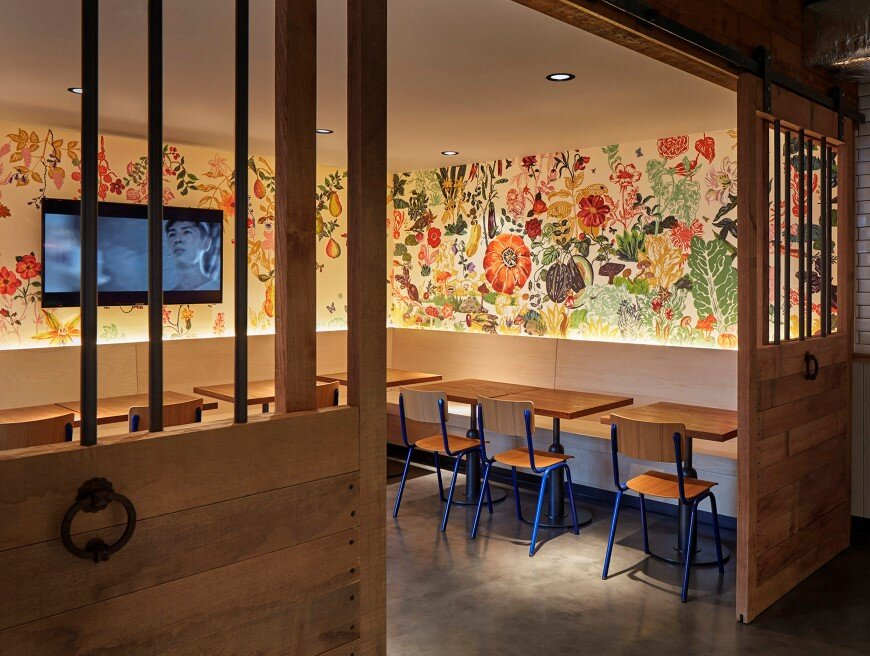 Generator Hostel Paris was conducted by Toronto-based DesignAgency Studio (3)