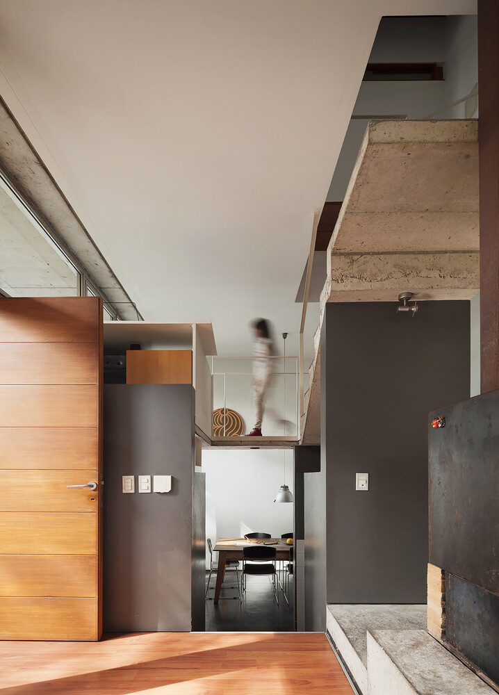 Palmar House in a central area of the city of Montevideo (6)
