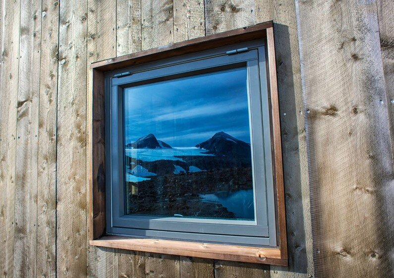 Rabot Tourist Cabin - close to glaciers in northern Norway (2)