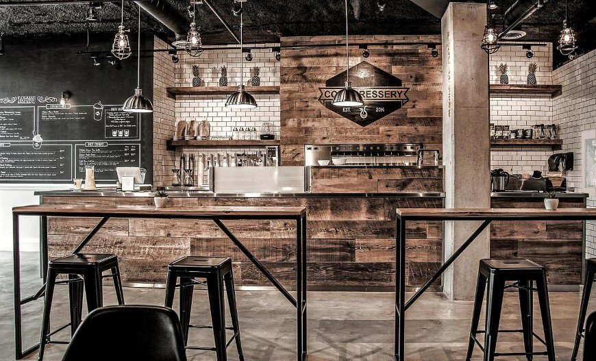 The Cold Pressery with healthy and raw-inspired interior environment (1)