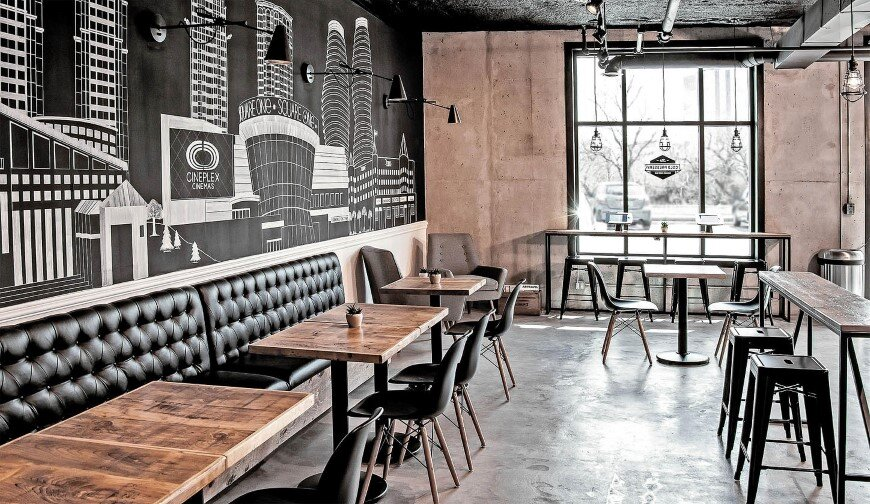 The Cold Pressery with healthy and raw-inspired interior environment (2)