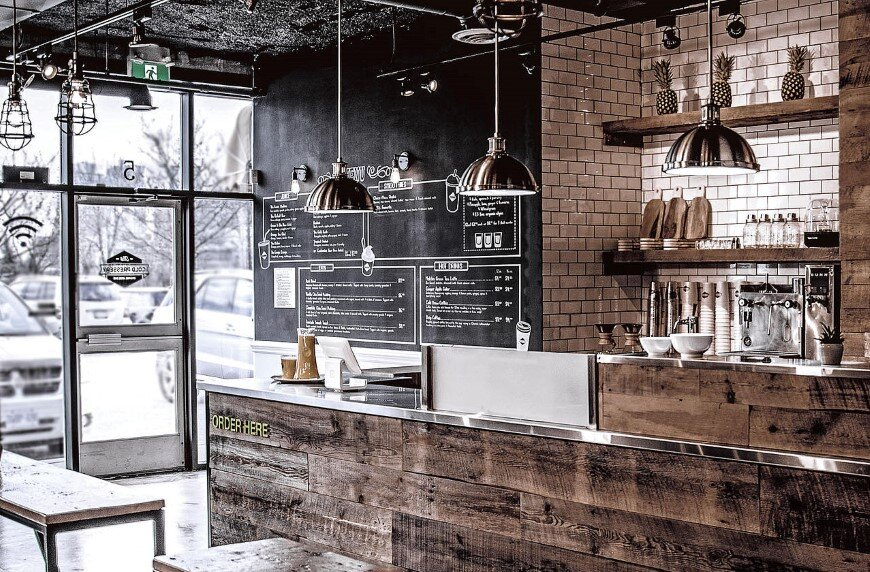 The Cold Pressery with healthy and raw-inspired interior environment (3)