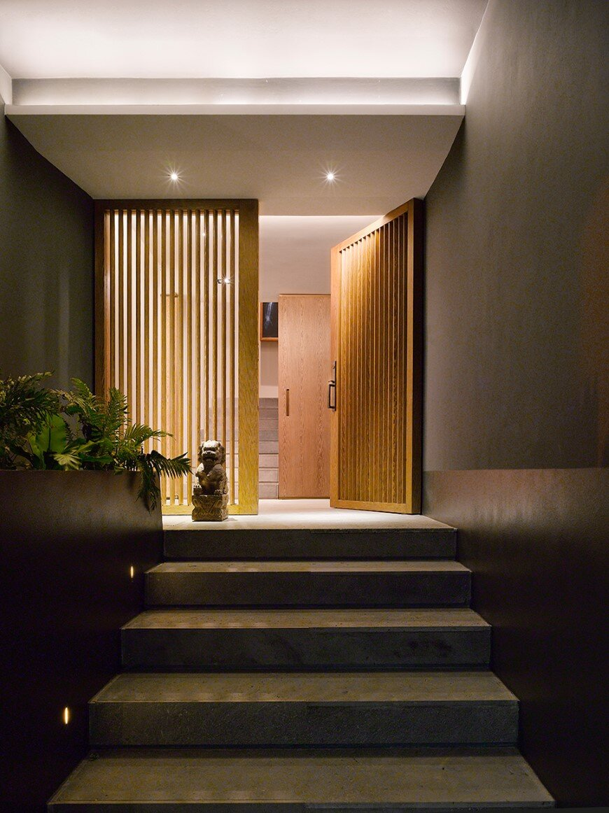 modernization and renovating a 1970' house, located in Mexico City (3)