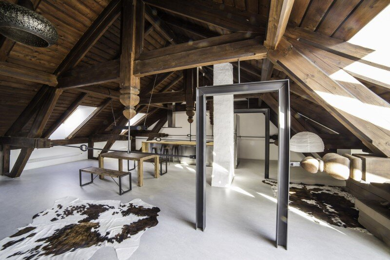 Adaptation of an attic space for summer - Ora Architecture (11)