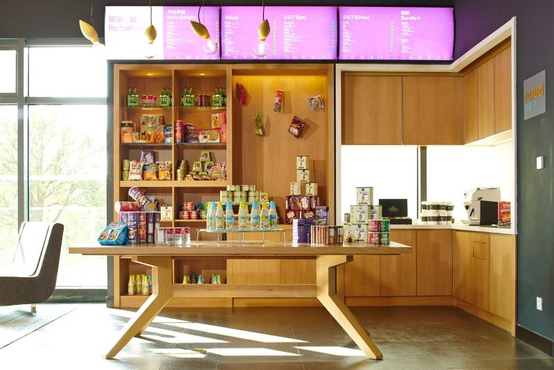 Aloft boutique hotel has a bold and elegant new identity in China (10)