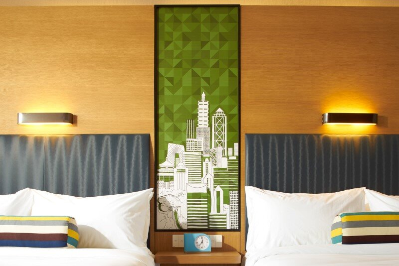 Aloft boutique hotel has a bold and elegant new identity in China (12)