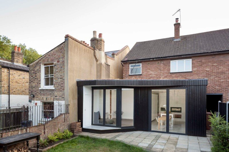 Annis Road House - redesign the ground floor by Scenario Architecture (4)
