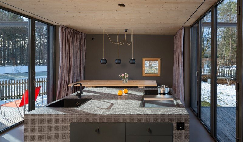 Bavarian house built for relaxation and vacation (2)