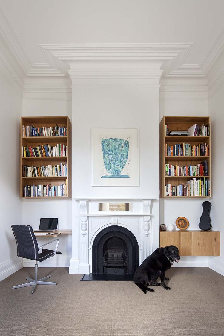 Contemporary extension and renovation to a Victorian house (3)