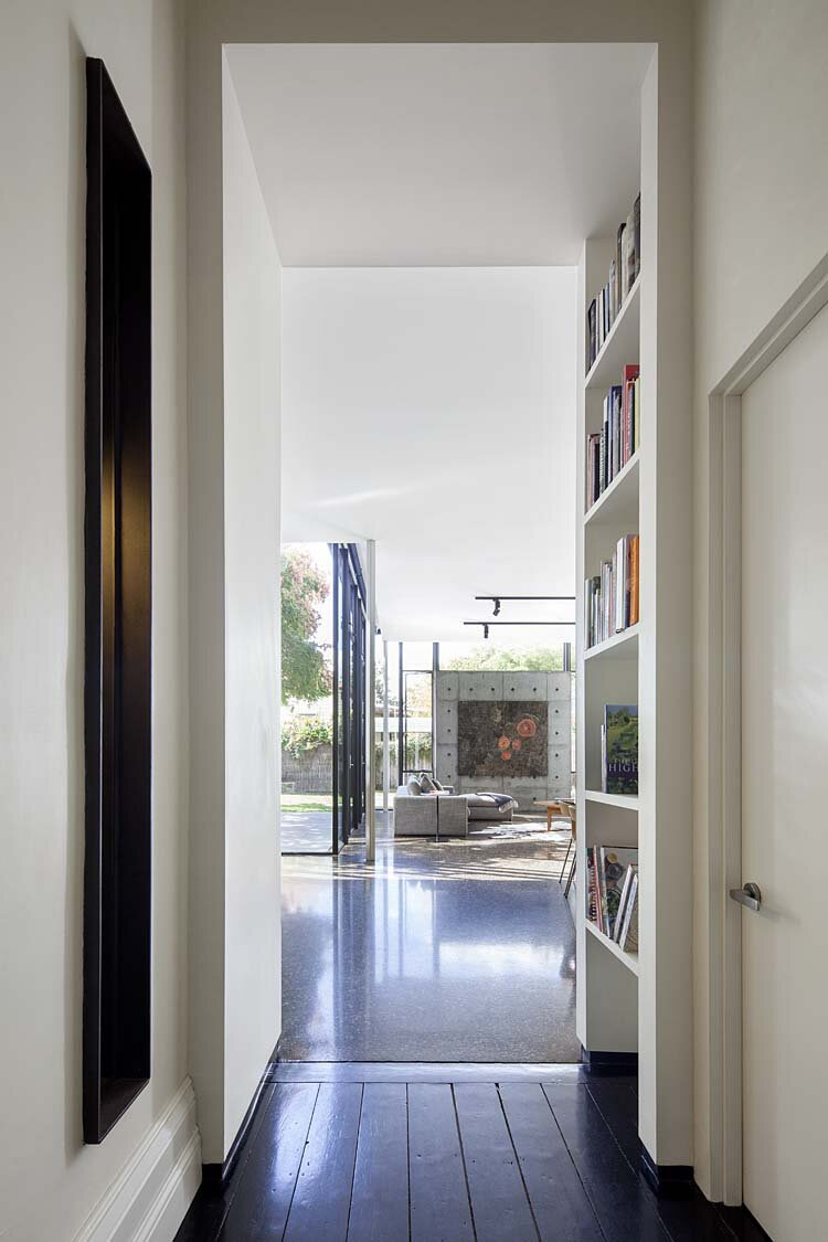 Contemporary extension and renovation to a Victorian house (4)