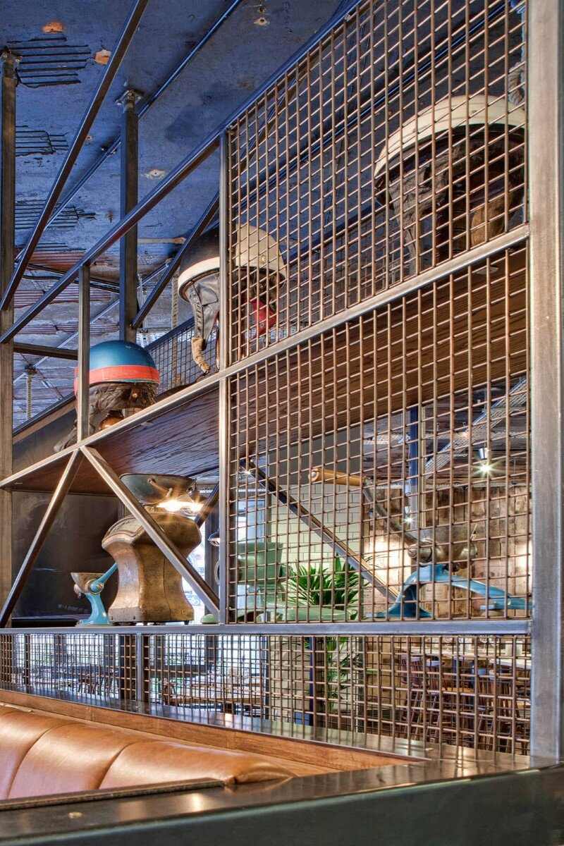 DV8 Designs has created a true rustic feel in Beef and Pudding restaurant (18)