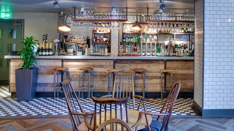 DV8 Designs has created a true rustic feel in Beef and Pudding restaurant (20)