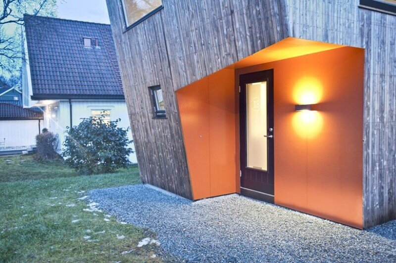 Extension of a single family house in Trondheim, Norway (5)