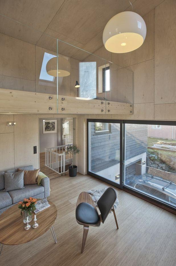 Extension of a single family house in Trondheim, Norway (9)