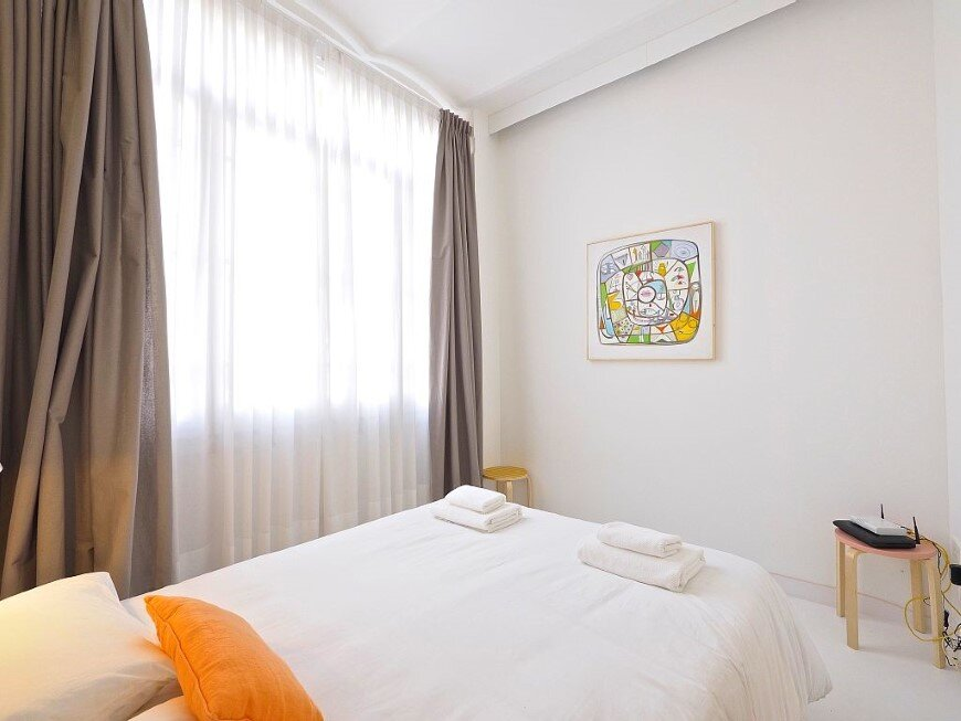 Fully renovated holiday apartment in Barcelona Tyche Apartment (10)