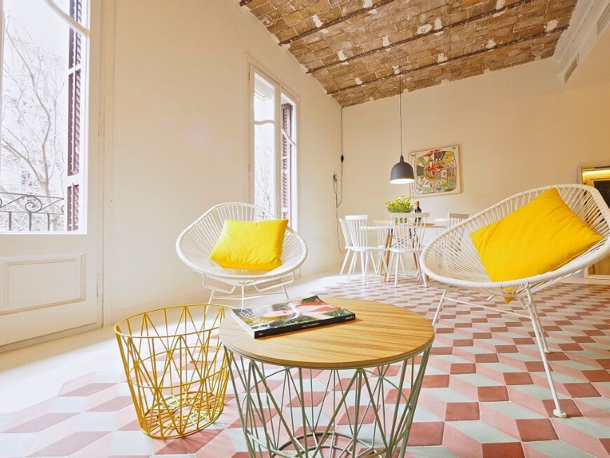 Fully renovated holiday apartment in Barcelona Tyche Apartment (11)
