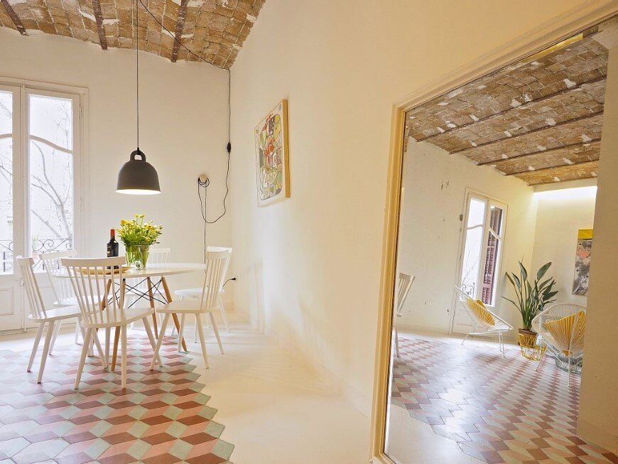 Fully renovated holiday apartment in Barcelona Tyche Apartment (17)