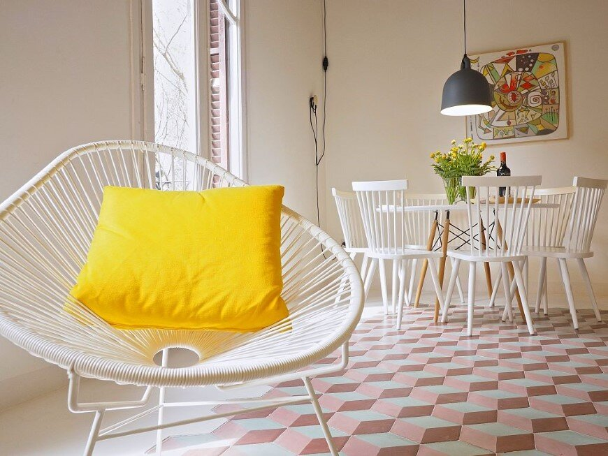 Fully renovated holiday apartment in Barcelona Tyche Apartment (7)