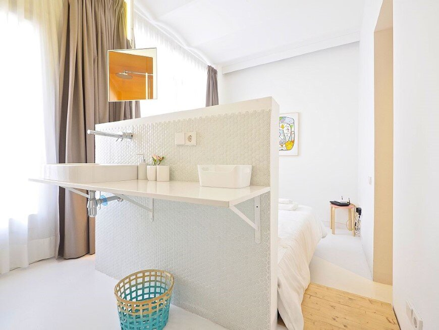 Fully renovated holiday apartment in Barcelona Tyche Apartment (9)