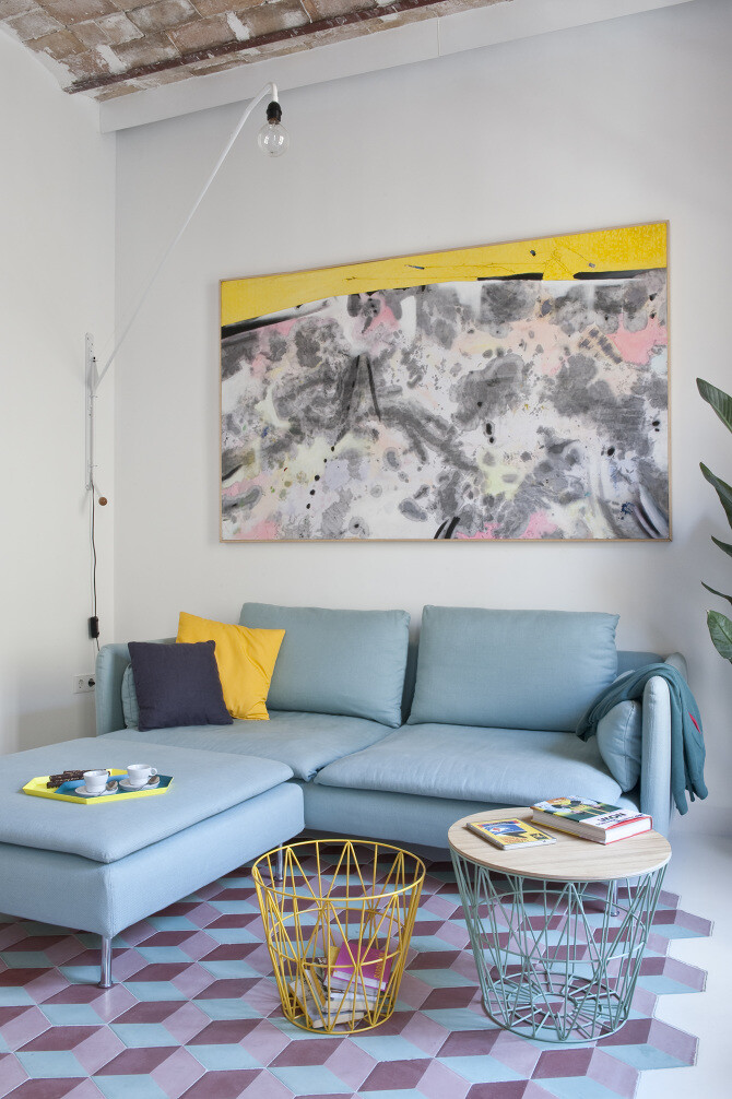 Holiday apartment in Barcelona - Tyche Apartment (2)