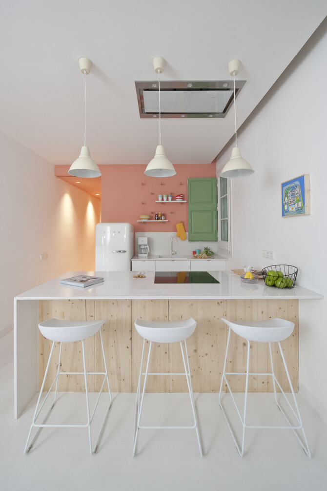 Holiday apartment in Barcelona - Tyche Apartment (4)