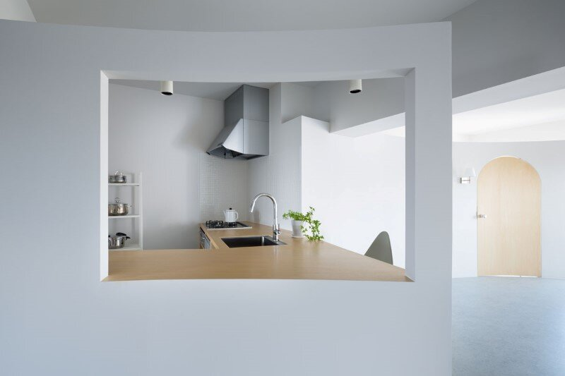 Japanese interior design to create a very calm and uncluttered home (6)